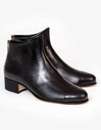 Beau Coops Beau 5 Black Parma Boot