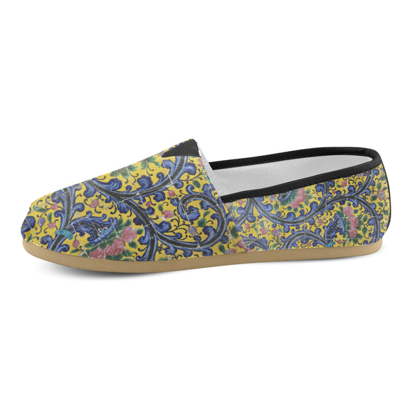 Kazvin Women's Casual Shoes - KaliKut apparel