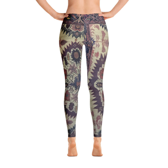 Ganjeh Leggings - KaliKut apparel