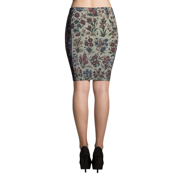 Gashgai Pencil Skirt - KaliKut apparel