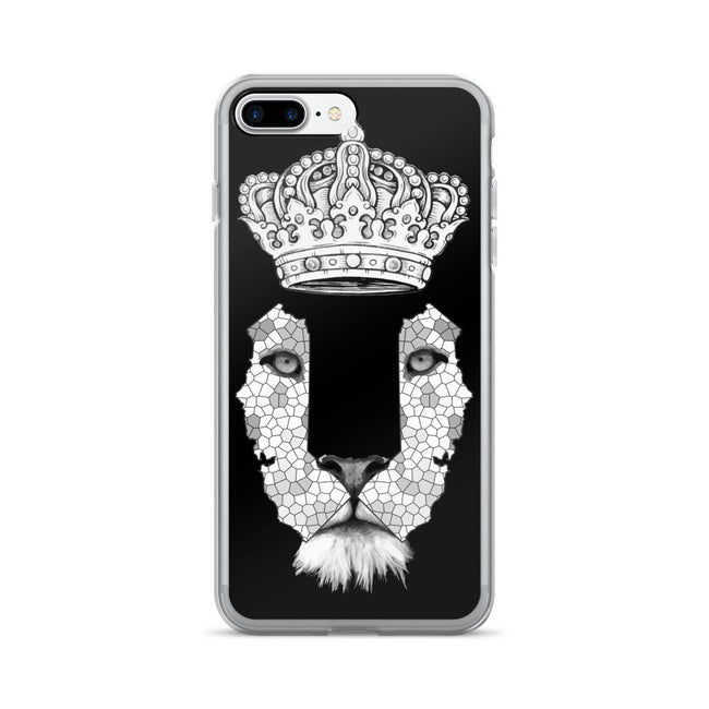 California Lion 2 iPhone 7/7 Plus Case - KaliKut apparel