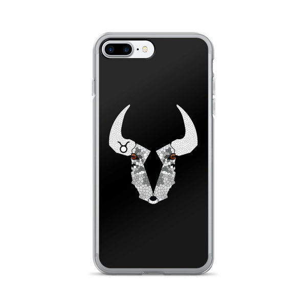 California Taurus 1 zodiac sign iPhone 7/7 Plus Case - KaliKut apparel