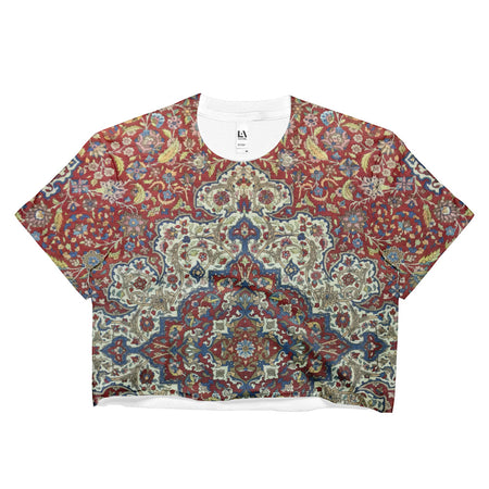 Bidjar Ladies Crop Top