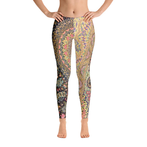 Lavar Leggings - KaliKut apparel