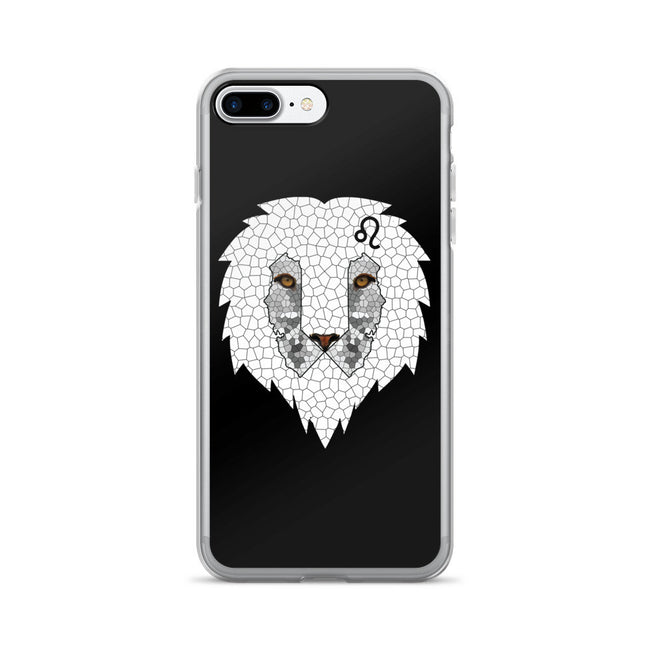 California Leo 1 zodiac sign iPhone 7/7 Plus Case - KaliKut apparel