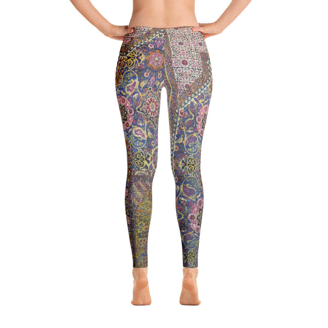 Hamedan Leggings - KaliKut apparel