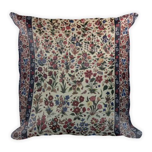 Gashgai Square Pillow - KaliKut apparel
