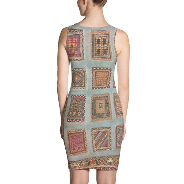 Continental Sublimation Cut & Sew Dress - KaliKut apparel