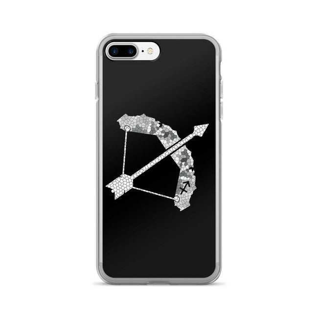 California Sagittarius zodiac sign iPhone 7/7 Plus Case - KaliKut apparel