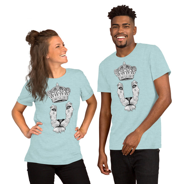 California Leo Short-Sleeve Unisex T-Shirt - KaliKut apparel