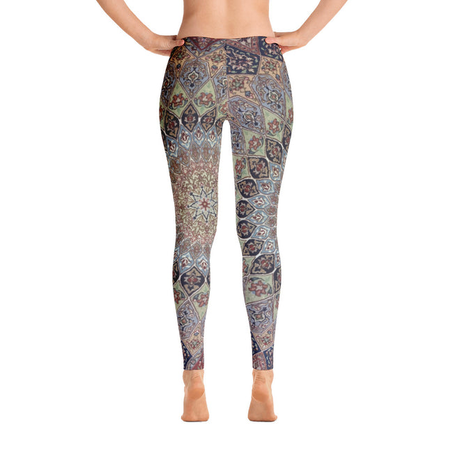 Donegal Leggings - KaliKut apparel