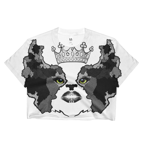 PERSIAN CAT B2 SUBLIMATION CROP TOP - KaliKut apparel