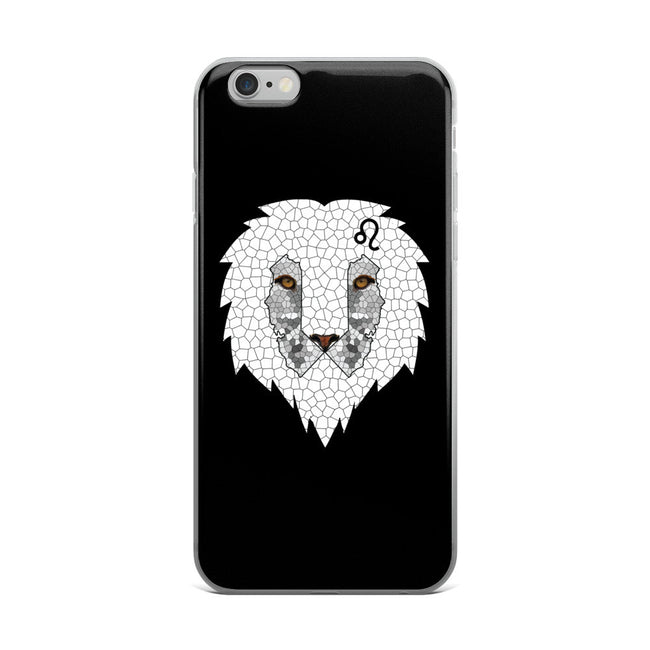 California Leo 1 zodiac sign iPhone 5/5s/Se, 6/6s, 6/6s Plus Case - KaliKut apparel