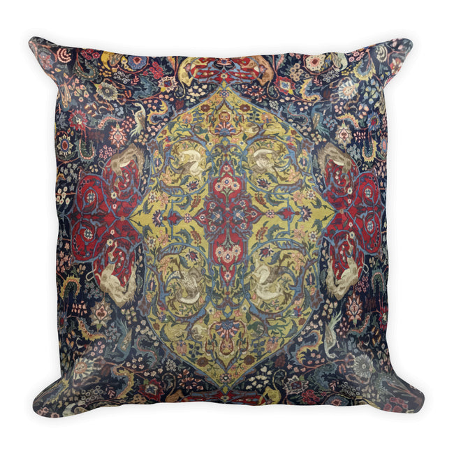 Kazak Square Pillow - KaliKut apparel