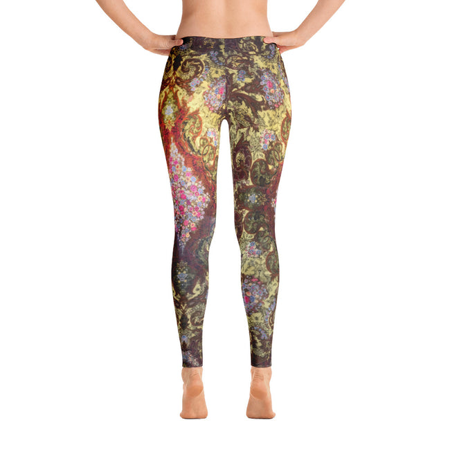 Karajeh Leggings - KaliKut apparel