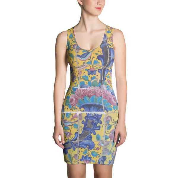 Afshar Sublimation Cut & Sew Dress - KaliKut apparel