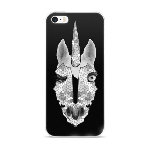 California Unicorn iPhone 5/5s/Se, 6/6s, 6/6s Plus Case - KaliKut apparel