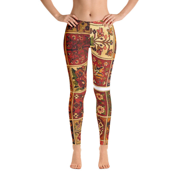 Konya Leggings - KaliKut apparel