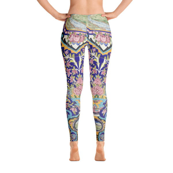 Balkan Leggings - KaliKut apparel