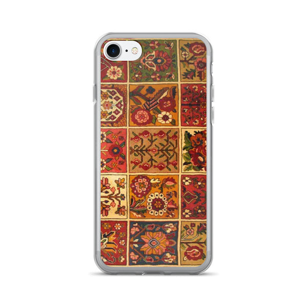Konya iPhone 7/7 Plus Case - KaliKut apparel