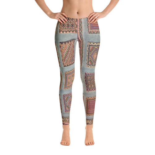 Continental Leggings - KaliKut apparel
