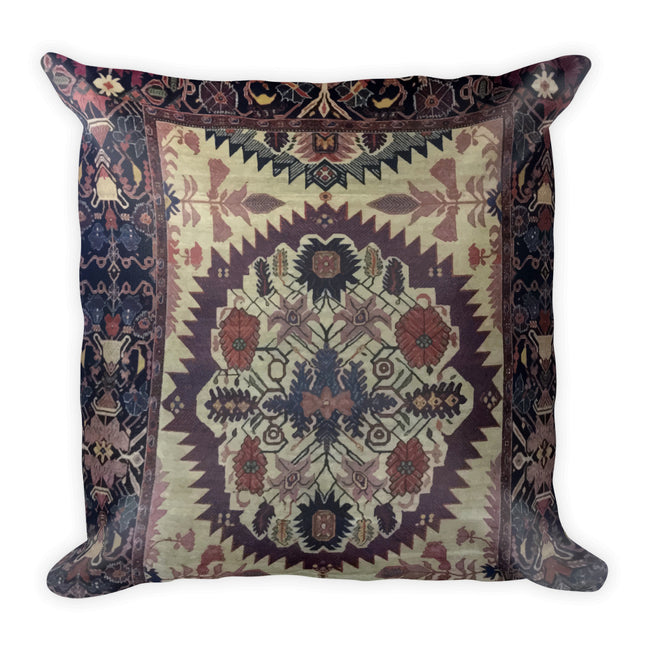 Ganjeh Square Pillow - KaliKut apparel