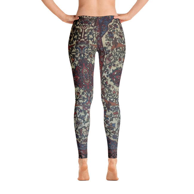 Heriz Leggings - KaliKut apparel