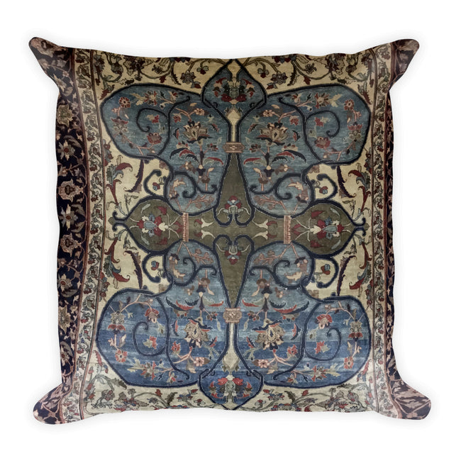 Hereke Square Pillow - KaliKut apparel