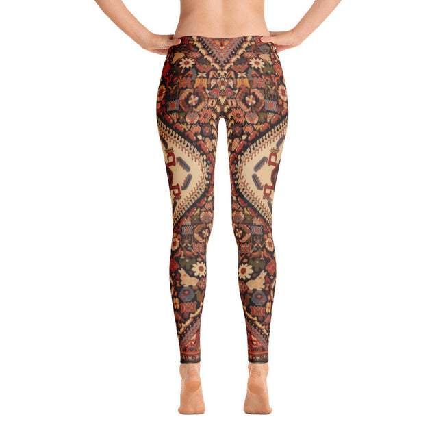 Malayer Leggings - KaliKut apparel