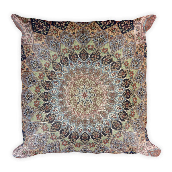 Donegal Square Pillow - KaliKut apparel