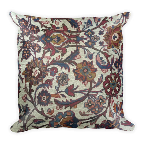 Gabbeh Square Pillow - KaliKut apparel
