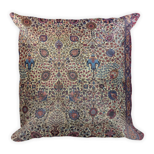 Joshagan Square Pillow - KaliKut apparel
