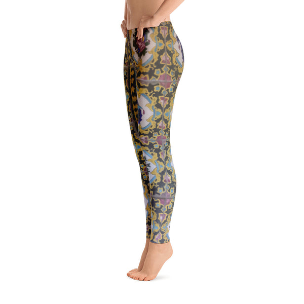 Bakshaish Leggings - KaliKut apparel
