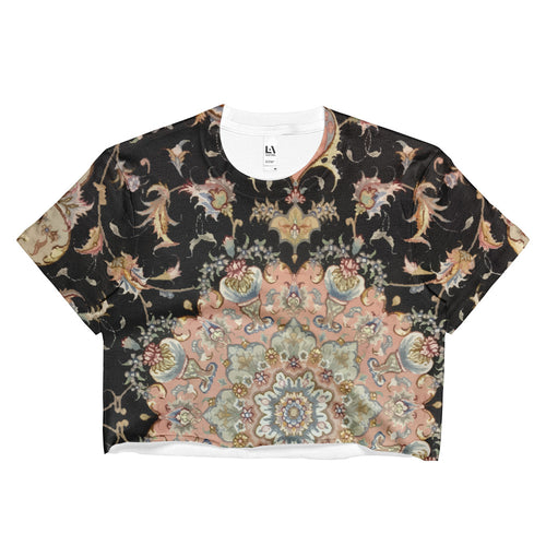 Dagestan Ladies Crop Top - KaliKut apparel
