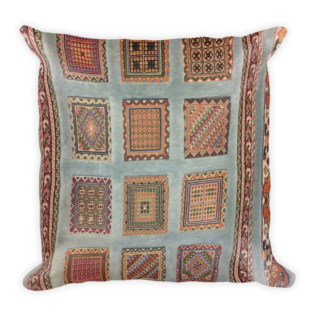 Continental Square Pillow - KaliKut apparel