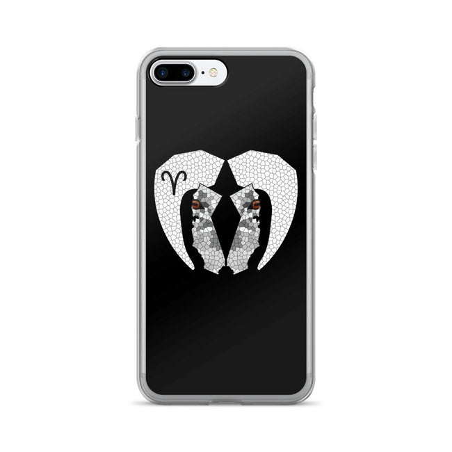 California Aries 2 zodiac sign iPhone 7/7 Plus Case - KaliKut apparel