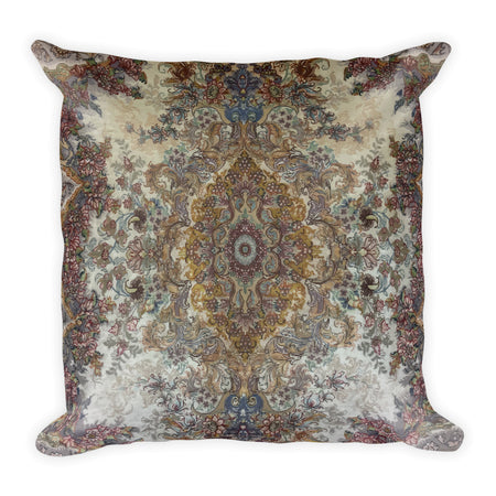 Chenille Square Pillow