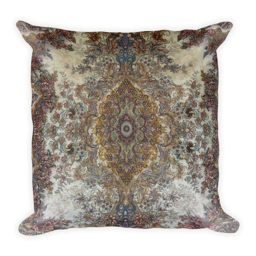 Dalmatic Square Pillow - KaliKut apparel