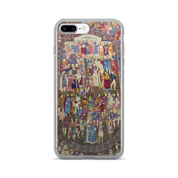 Isfahan iPhone 7/7 Plus Case - KaliKut apparel