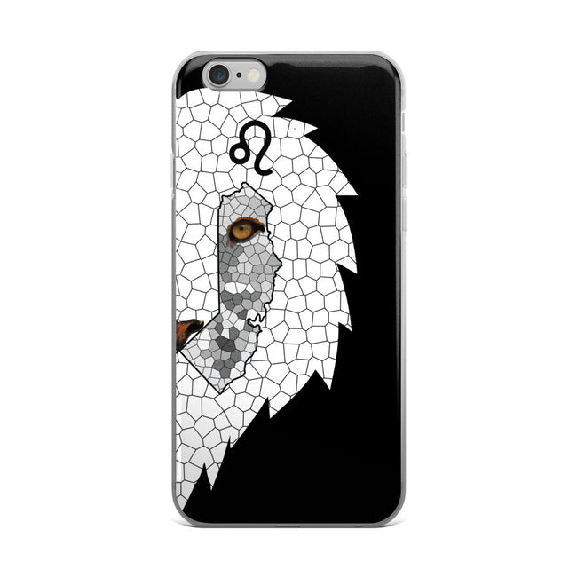 California Leo 2 zodiac sign iPhone 5/5s/Se, 6/6s, 6/6s Plus Case - KaliKut apparel