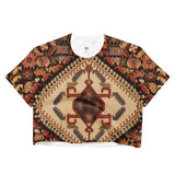 Mashad SUBLIMATION CROP TOP - KaliKut apparel
