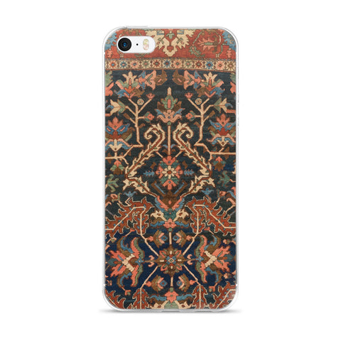 PERSIAN 7 iPhone 5/5s/Se, 6/6s, 6/6s Plus Case