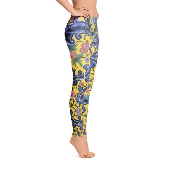 Agra Leggings - KaliKut apparel