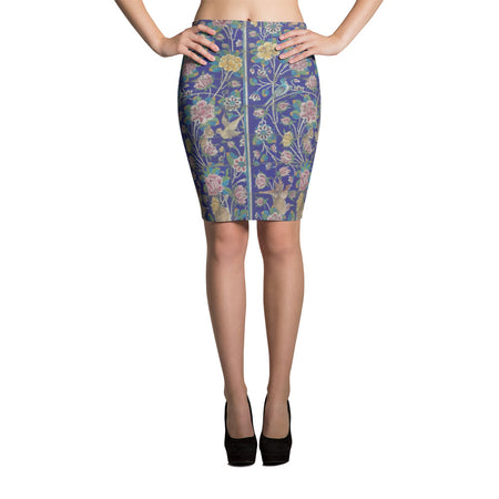 Continental Pencil Skirt
