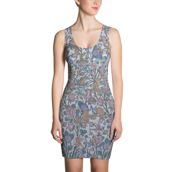 Kaitag Sublimation Cut & Sew Dress - KaliKut apparel