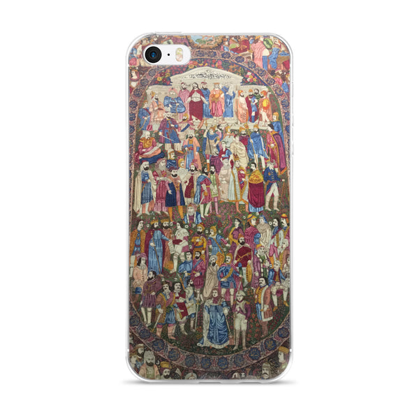 Isfahan iPhone 5/5s/Se, 6/6s, 6/6s Plus Case - KaliKut apparel