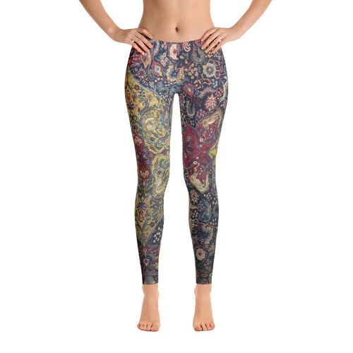 Kazak Leggings - KaliKut apparel