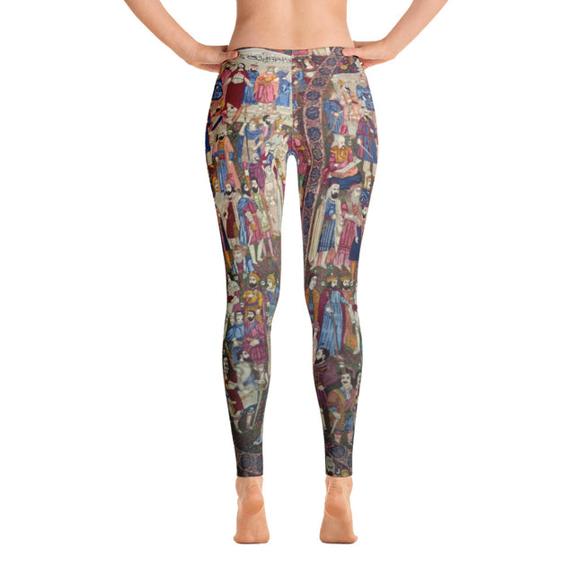 Isfahan Leggings - KaliKut apparel