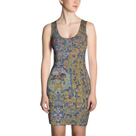 Continental Sublimation Cut & Sew Dress