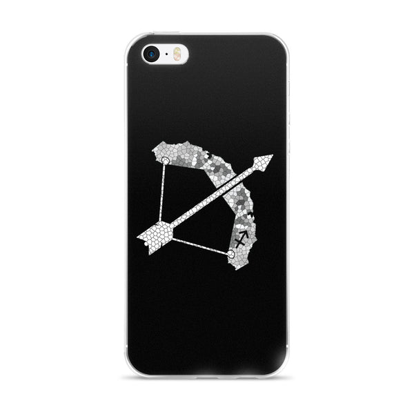California Sagittarius zodiac sign iPhone 5/5s/Se, 6/6s, 6/6s Plus Case - KaliKut apparel